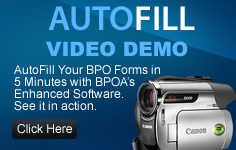 Watch Our Xtreme AutoFill Software Demo Video.