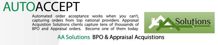 AutoAccept: Our clients capture millions in broadcast BPO orders. Become one of them today.